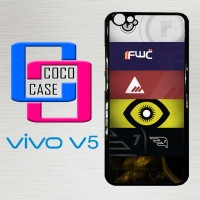 Casing Hardcase Hp Vivo V5 Bungies Destiny 5 Factions X4374