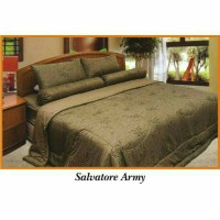 SPREI IMPRESSION SALVATORE ARMY 100% KATUN 160/180