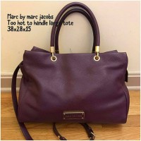 Tas Marc Jacobs Original. Marc by Marc Jacobs Tote too hot to handle