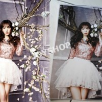 POSTER TAEYEON SNSD UNOFFICIAL