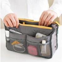 Jual Tas Mini Organizer Sekunder Korean Hand Bag Tas di Dalam Tas Murah