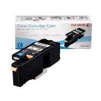 Fuji Xerox CT201592 Toner for Printer Docuprint CP105b-CP215w - Cyan