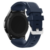 RUBBER STRAP BAND SPORT SAMSUNG GEAR S3 CLASSIC, FRONTIER, SMARTWATCH
