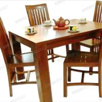 set meja makan minimalis Balero