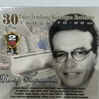 CD ORIGINAL BROERY MARANTIKA - 30 LAGU TEMBANG KENANGAN EXCLUSIVE