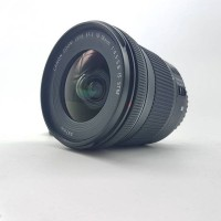 Jual Lensa Canon EF-S 10-18mm f/4.5-5.6 IS STM Murah