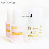 Nail glue BYB 10gr lem kuku palsu