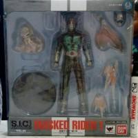 mainan action figure SIC maksed rider kamen rider original bandai