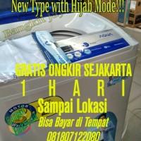 ASW-89XTF Sanyo Mesin Cuci 1 Satu Tabung Top Loading Otomatis 8kg
