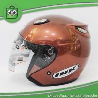 Helm INK Centro Jet DAZZLING COOPER [ORIGINAL PRODUCT]