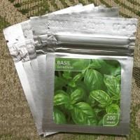 Benih Herb Kemangi Basil Sweet Genovese utk Hidroponik dan Tradisional