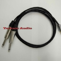 Kabel Canare L2B2AT Ori Made In Japan Plus Jack Mini Stereo To Akai 1M