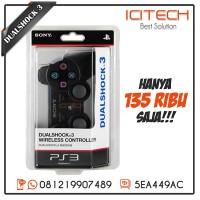 Stick Stik Controller PS3 Joystick DS3 Gamepad Wireless Ori Pabrik