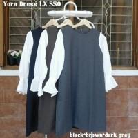 LX550 Yora Dress by Kimmy / Midi Dress / Mini Dress / Katun / Bell