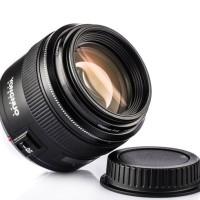 Lensa YONGNUO YN 85mm F1.8 For Canon