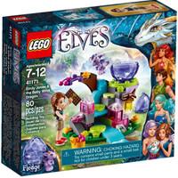 eksklusif keren LEGO 41171 - Elves - Emily Jones & the Baby Wind Drago