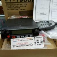 JUAL RADIO RIG YAESU FT 1900R/E ORIGINAL GARANSI RESMI POWER MAX 80W