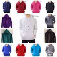 Size XXL - Hoodie Jumper Polos Berbagai Warna