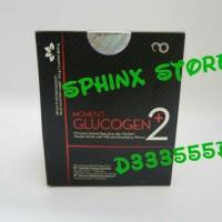 MOMENT GLUCOGEN +2 Plus Stem Cell Rasa Strawberry Mini Box
