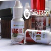 Magic Oil - Obat Oles Herbal Mengatasi Disfungsiereksi