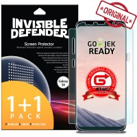 Rearth Ringke Galaxy S8 Invisible Defender Screen Protector