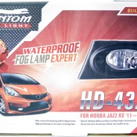 FOGLAMP HONDA JAZZ ALL NEW 12-ON (RS) PHANTOM HD-432 - JZ.AN HD-432