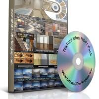 Texture Plus HDRI Pack Arsitektur (3ds Max, Sketchup, AutoCAD)