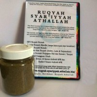 1 Botol bidara 50 gr + CD Ruqyah Athallah