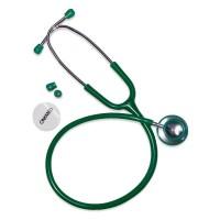 Stetoskop Dewasa Stainless Hunter Green OneMed