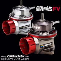 Promo Heboh GReddy BOV Blow Off Valve Type FV 40mm - RED Murah
