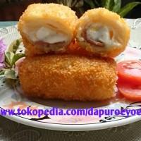 Jual Risoles Mayo Smoked Beef + telur Murah