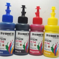 Paket Tinta Art Paper Epson Diamond Ink Grade A Korea