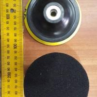 Tatakan Amplas Velcro / Velcro Pad / Dudukan Amplas Vecro
