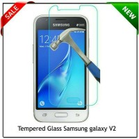 TEMPERED GLASS SAMSUNG GALAXY V2 J106 ANTI GORES KACA