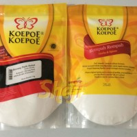 Koepoe koepoe bawang putih bubuk / garlic powder 1kg / garlic powder