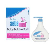 Sebamed baby bubble bath 500ml 500 ml / sabun bayi