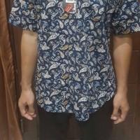 Kemeja Benhill Batik
