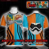 Kaos Full Print Mighty Brother