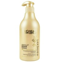 shampo LOREAL absolut repair lipidium 500 ml absolute series expert