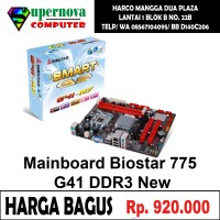Mainboard Biostar G41 DDR3 LGA 775