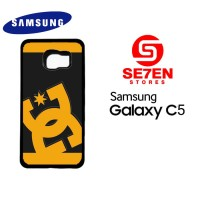 Casing HP Samsung C5 dc shoe Custom Hardcase Cover
