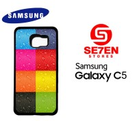 Casing HP Samsung C5 colorfull iphone Custom Hardcase