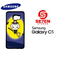 Casing HP Samsung C5 Cartoon Halloween Custom Hardcase