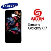 Casing HP Samsung C7 basket shirt Custom Hardcase Cover