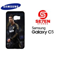 Casing HP Samsung C5 Cristiano Ronaldo CR7 2 Custom Hardcase