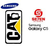 Casing HP Samsung C5 caterpillar logo Custom Hardcase
