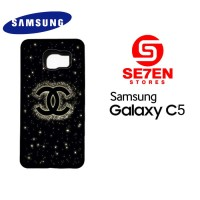 Casing HP Samsung C5 chanel logo Custom Hardcase
