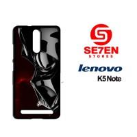 Casing HP Lenovo K5 Note Darth Vader Star Wars Illus Custom Hardcase