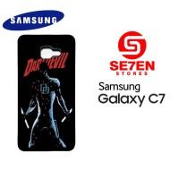 Casing HP Samsung C7 Daredevil Custom Hardcase Cover