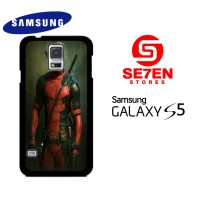 Casing HP Samsung S5 deadpool iphone wallpaper Custom Hardcase Cover
